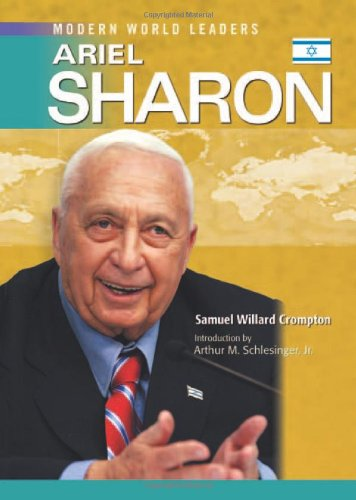 9780791092637: Ariel Sharon (Modern World Leaders)