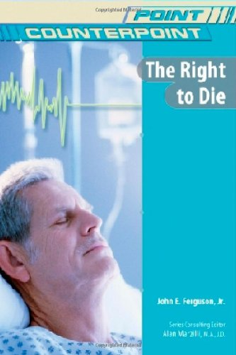 9780791092873: The Right to Die (Point/Counterpoint)