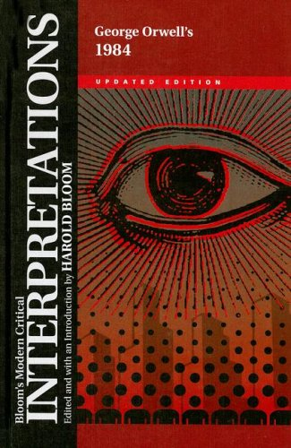 "9780791093009: ""1984"" - George Orwell (Bloom's Modern Critical Interpretations)"