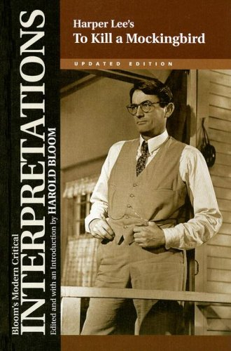9780791093085: Harper Lee's to Kill a Mockingbird (Bloom's Modern Critical Interpretations (Hardcover))