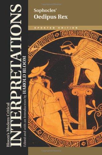 9780791093092: Sophocles' Oedipus Rex (Modern Critical Interpretations)