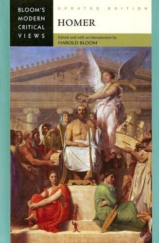 9780791093139: Homer (Bloom's Modern Critical Views (Hardcover))