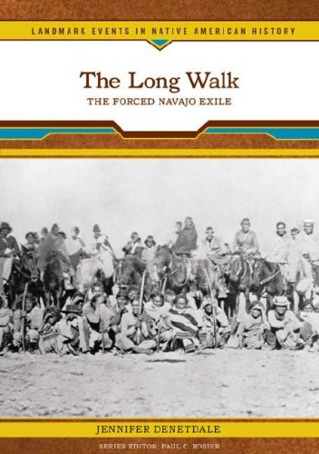 9780791093443: The Long Walk: The Forced Navajo Exile (Landmark Events in Native American History)