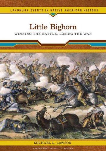 9780791093474: Little Bighorn: Winning the Battle, Losing the War (Landmark Events in Native American History)