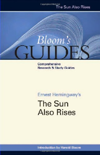 9780791093597: Ernest Hemingway's the Sun Also Rises (Bloom's Guides (Hardcover))