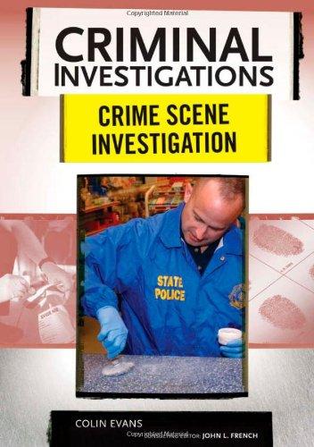 9780791094051: Crime Scene Investigation (Criminal Investigations)