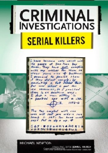 9780791094112: Serial Killers (Criminal Investigations)