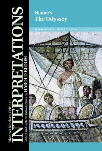 9780791094259: Homer's the Odyssey (Bloom's Modern Critical Interpretations (Hardcover))