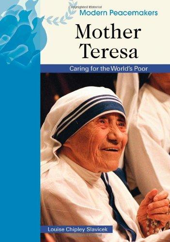 9780791094334: Mother Teresa (Modern Peacemakers)