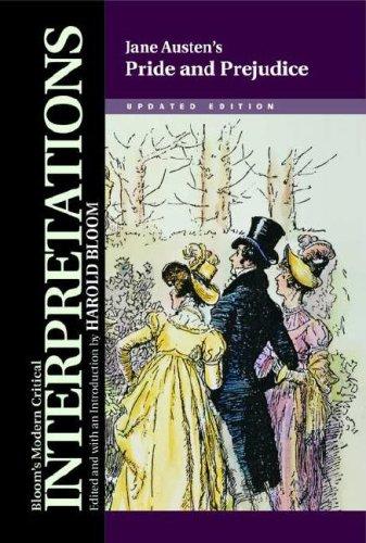 9780791094372: Jane Austen's Pride and Prejudice (Bloom's Modern Critical Interpretations (Hardcover))
