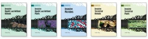 Invasive Species Set (Hardback): Suellen May