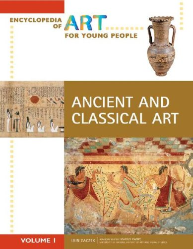Encyclopedia of Art for Young People (Hardback): Marius Kwint