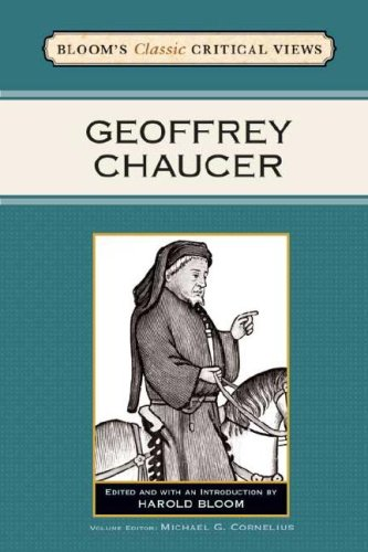 9780791095621: Geoffrey Chaucer (Bloom's Classic Critical Views)
