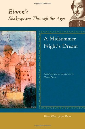 9780791095959: A Midsummer Night's Dream (Bloom's Shakespeare Through the Ages)
