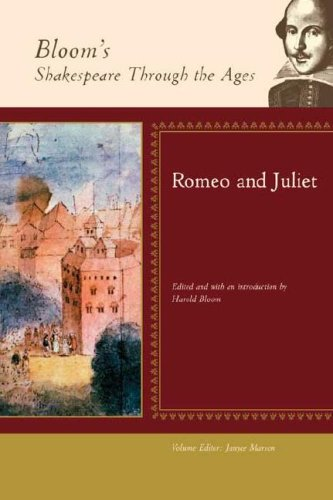 9780791095966: Romeo and Juliet (Bloom's Shakespeare Through the Ages)