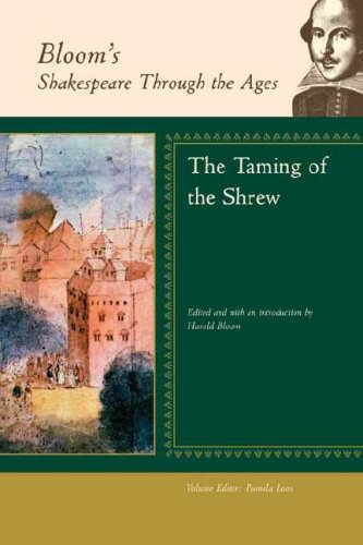 9780791095980: The Taming of the Shrew (Bloom's Shakespeare Through the Ages)