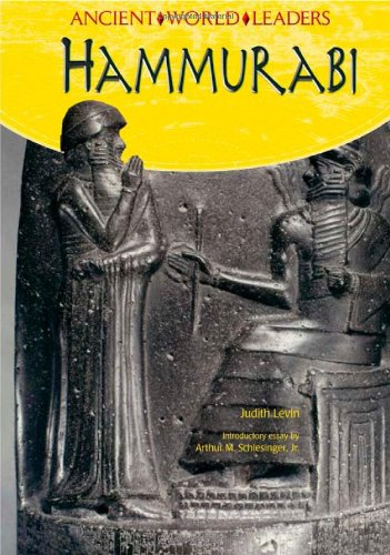 9780791096031: Hammurabi (Ancient World Leaders)