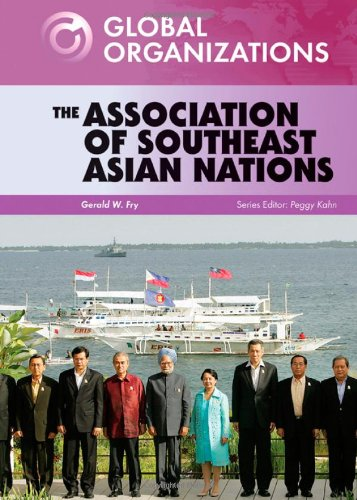 9780791096093: The Association of Southeast Asian Nations (Global Organizations)