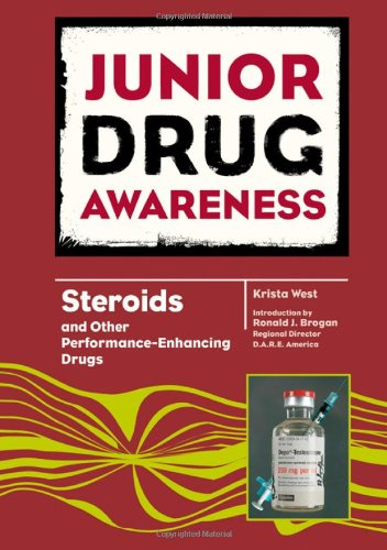 9780791097489: Steroids and Other Performance-Enhancing Drugs (Junior Drug Awareness)