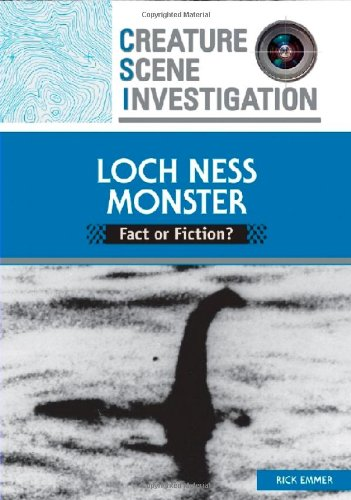 9780791097793: Loch Ness Monster: Fact or Fiction? (Creature Scene Investigation)