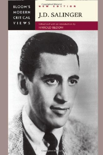 9780791098134: J.D. Salinger (Bloom's Modern Critical Views (Hardcover))