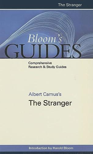 9780791098295: Albert Camus's the Stranger (Bloom's Guides (Hardcover))