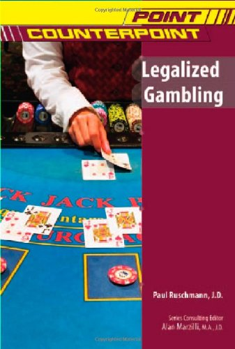 9780791098356: Legalized Gambling (Point/Counterpoint)