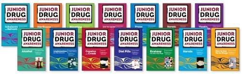 9780791098806: Junior Drug Awareness Set