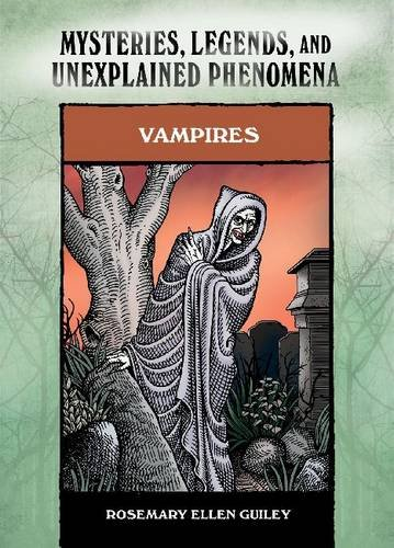 9780791098950: Vampires (Mysteries, Legends, and Unexplained Phenomena)