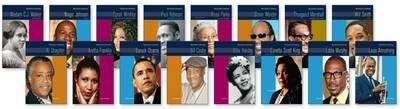 9780791099605: Black Americans of Achievement, Legacy Edition Set, 41-Volumes
