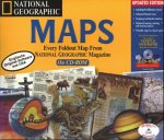 9780791128992: Maps: Every foldout map from National Geographic magazine on CD-ROM