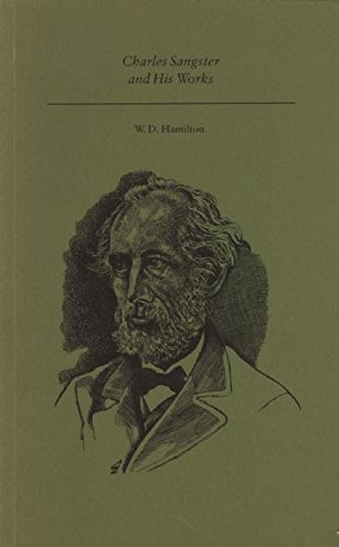 Charles Sangster: W.D., Hamilton