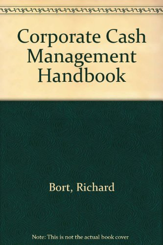 9780791312414: Corporate Cash Management Handbook