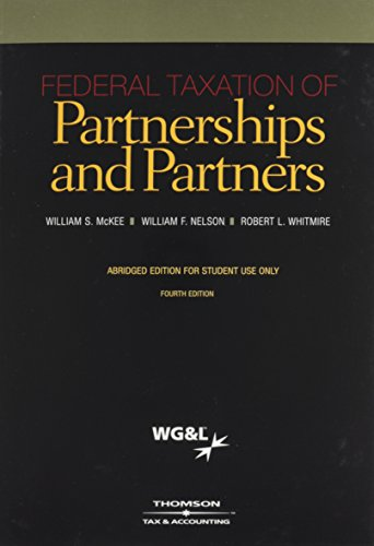 9780791364130: Federal Taxation of Partnerships and Partners