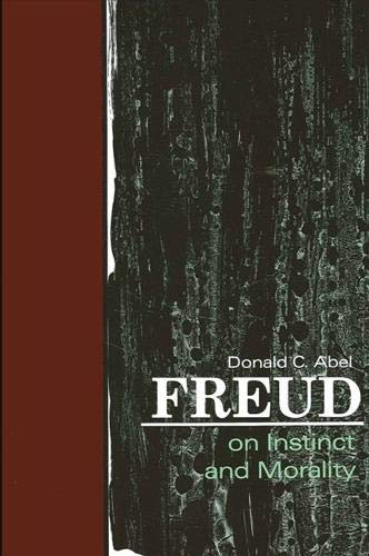 9780791400258: Freud: On Instinct and Morality