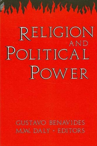 9780791400265: Religion and Political Power