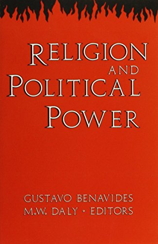 9780791400272: Religion and Political Power