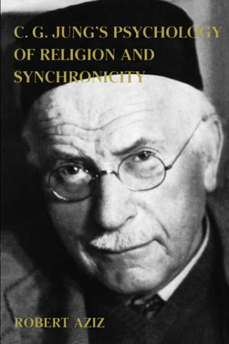 9780791401675: C. G. Jung's Psychology of Religion and Synchronicity (SUNY series in Transpersonal and Humanistic Psychology)