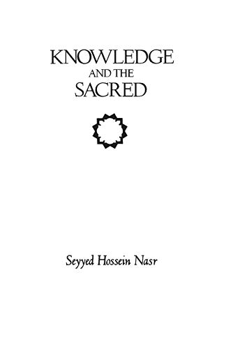 9780791401774: Knowledge and the Sacred