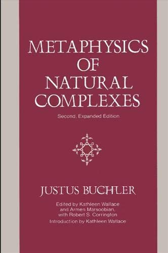 9780791401828: Metaphysics of Natural Complexes