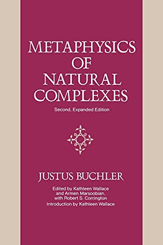 9780791401835: Metaphysics of Natural Complexes