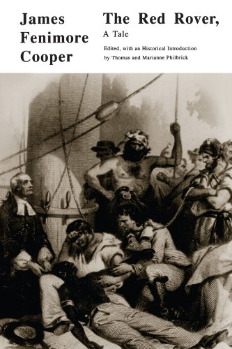 The Red Rover: James Fenimore Cooper