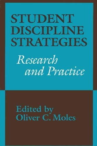 9780791401927: Student Discipline Strategies: Research and Practice (SUNY Series, Educational Leadership)
