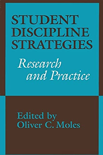 9780791401934: Student Discipline Strategies: Research and Practice (SUNY Series, Educational Leadership)