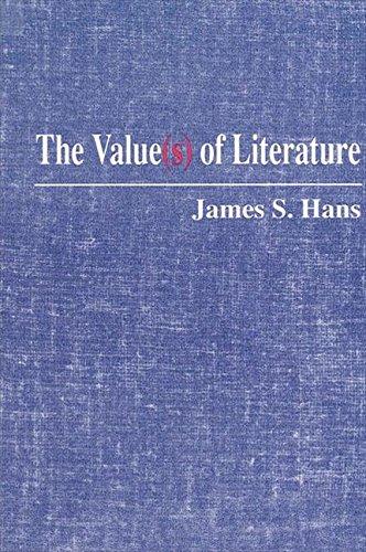 9780791402054: The Value(s) of Literature