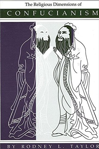 9780791403112: Religious Dimensions of Confucianism (SUNY Series in Religious Studies)