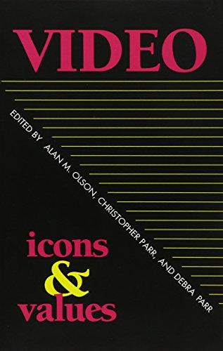 9780791404119: Video Icons & Values (S U N Y Series in the Philosophy of the Social Sciences)