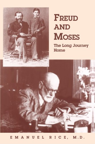 9780791404546: Freud and Moses: The Long Journey Home