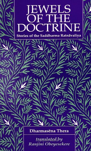 Jewels of the Doctrine : Stories of: Dharmasena Thera