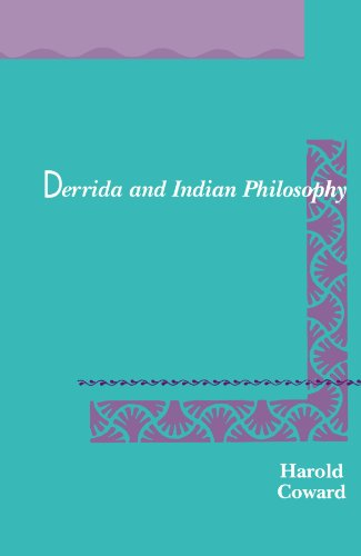 Derrida and Indian Philosophy: Harold G. Coward